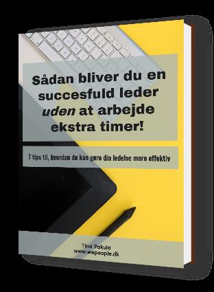 Nyhedsbrev - e-bog til ledere